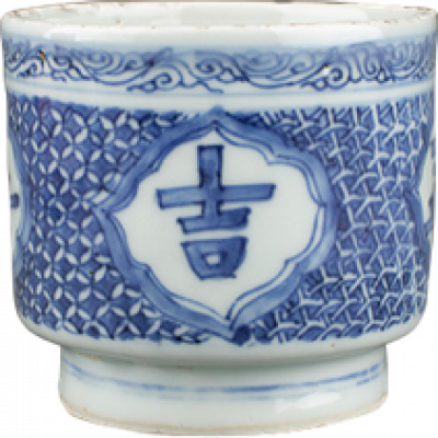 Chinese porcelain for the Japanese market
