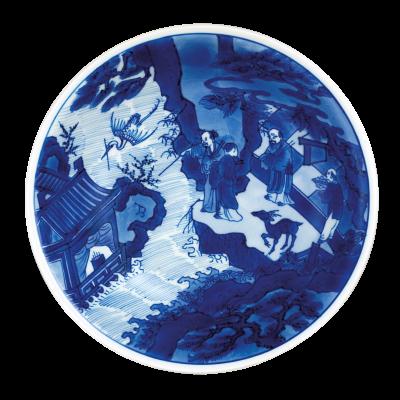 清代瓷器:三家私人珍藏