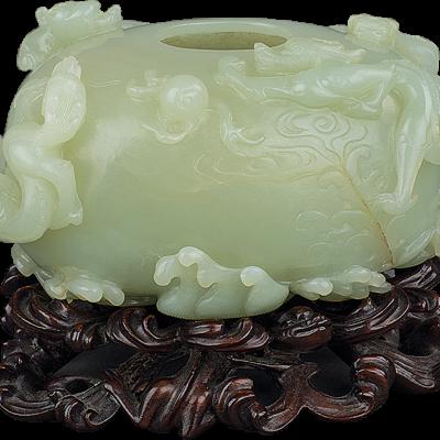 楼伯珍藏中国玉器